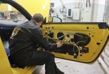 Доводчик двери Audi TT