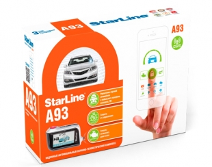 StarLine A93 can gsm